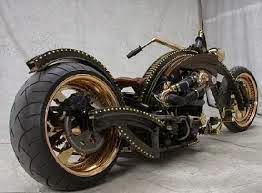 Gambar modif motor aneh