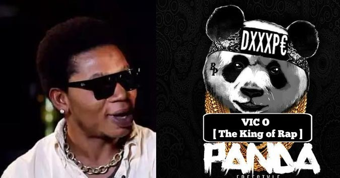 "Vic O Disses Falz The Bahd Guy In New Song ""Panda"", Nigerians React"