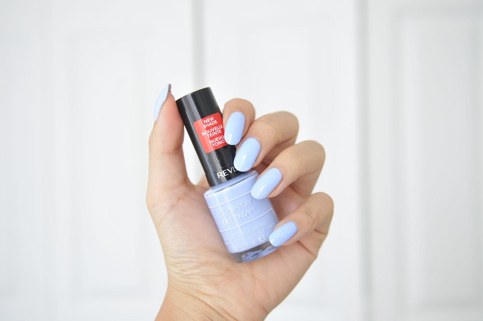gel envy nail polish review