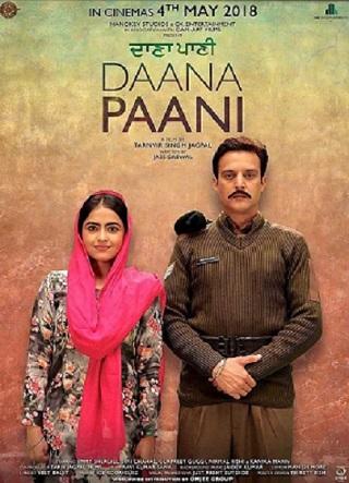 Daana Paani 2018 Punjabi 300MB HDRip 480p