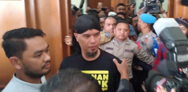 Dipindah Ke Surabaya, Jaksa Mau Enaknya Sendiri Terhadap Ahmad Dhani