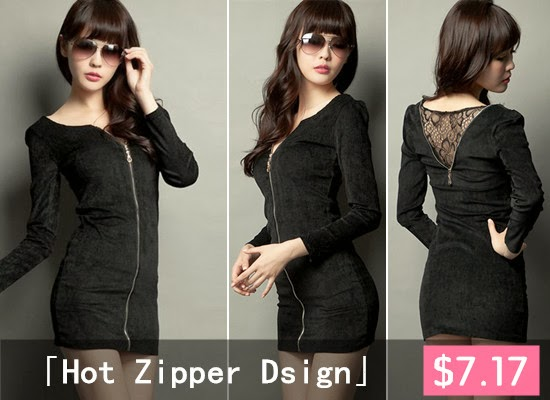 http://www.wholesale7.net/hot-sexy-lace-spliced-hollow-zipper-wrap-v-neck-long-sleeve-wholesale-for-woman-dress_p127732.html