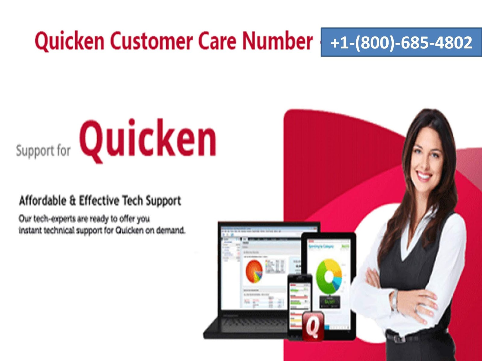 quicken customer service phone number | call+1-(800)-685-4802