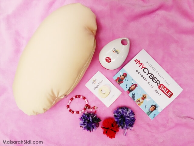 #MYCYBERSALE, Gintell Magic Pillow