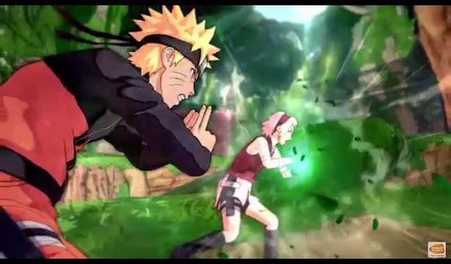 Naruto to Boruto: Shinobi Striker Screenshot-1