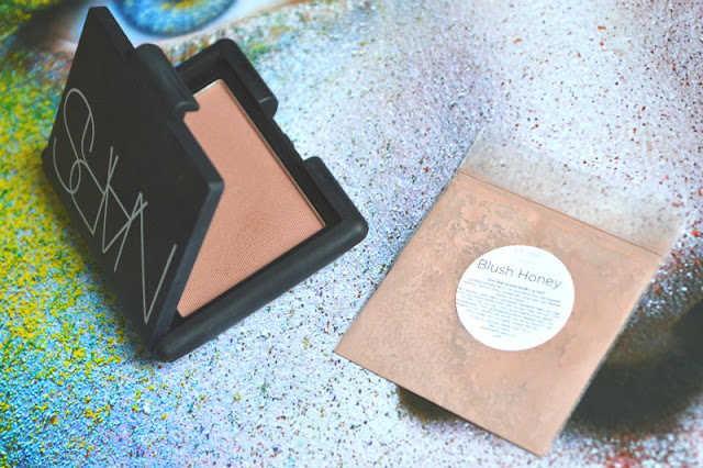 Nars Douceur Dupe Hello Waffle Blush Honey
