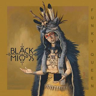 """Το lyric video των Black Mirrors για το τραγούδι """"Funky Queen"""" από το ομότιτλο ep"""