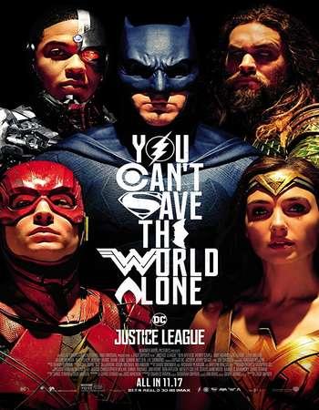 Justice League 2017 Hindi Dual Audio HC HDRio Full Movie Download