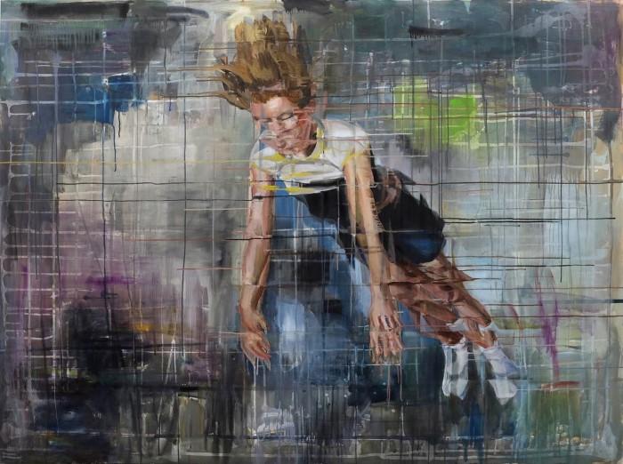 Немецкий художник. Denesh Ghyczy