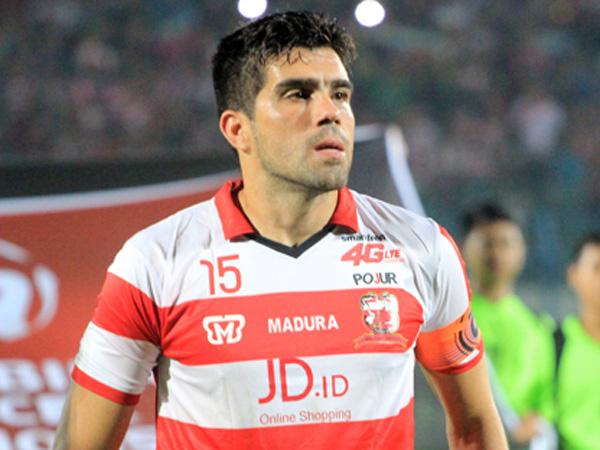 Lawan Semen Padang, Fabiano: Saya yakin Madura United bisa memenangkan semua pertandingan di Grup E