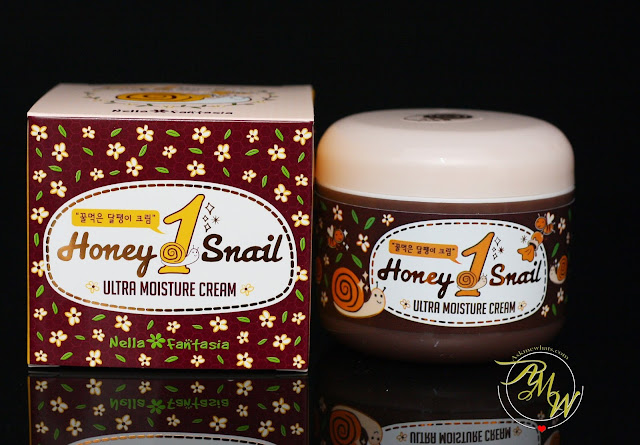 a photo of Honey Snail Ultra Moisturizer from althea