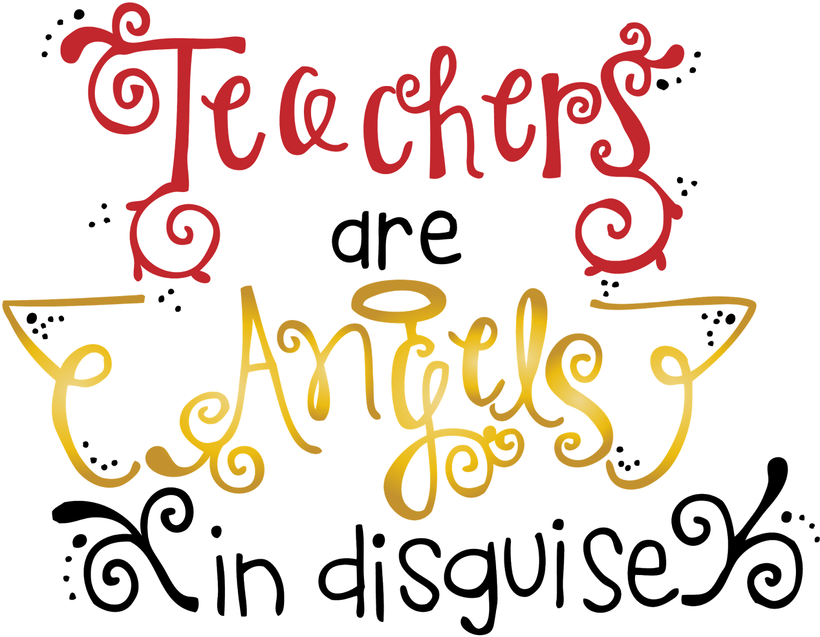 gratitude and teacher Here are all the places where you can get free and cheap food for teacher appreciation week.