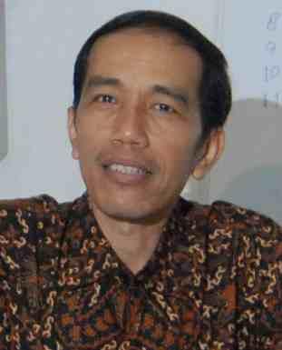 Biografi Joko Widodo