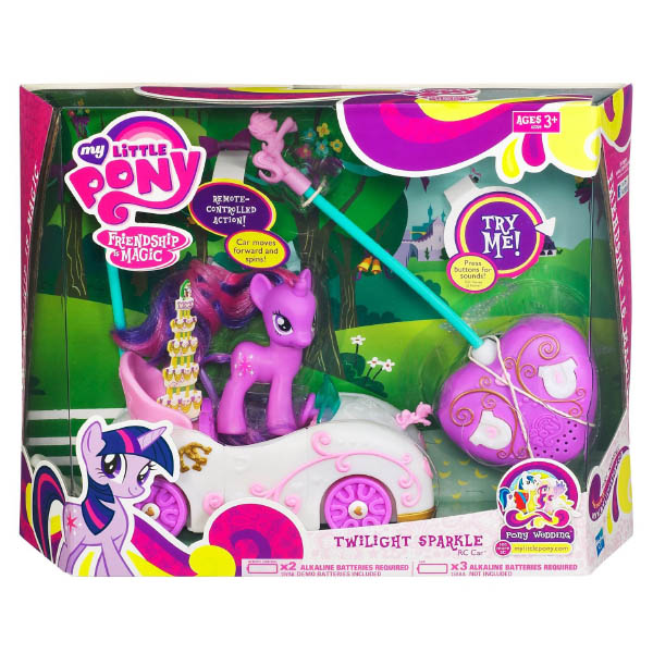 Original Series Pinkie Pie S Rc Car Brushables: MLP Pony Wedding G4 Brushables