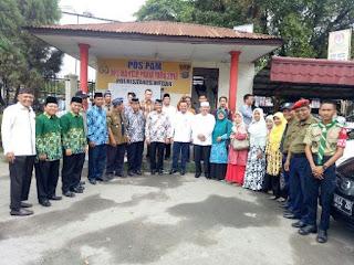 Dr. Abdul Hakim Siagian, SH., M.Hum Resmi Daftar sebagai Calon DPD RI