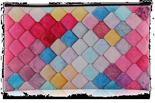 zaful, zaful wishlist, višlista, torba, makeup bag, torba za mejkap, šareno, multicolor, soft, fuzzy, mekana,