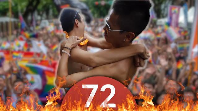 QN NEWS 72 - Taiwan legaliza o Casamento Gay