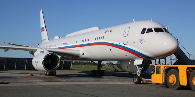 Image Attribute: The second Tu-214PU-SBUS (Serial Number: RA-64530)  / Source: Tupolev PJSC