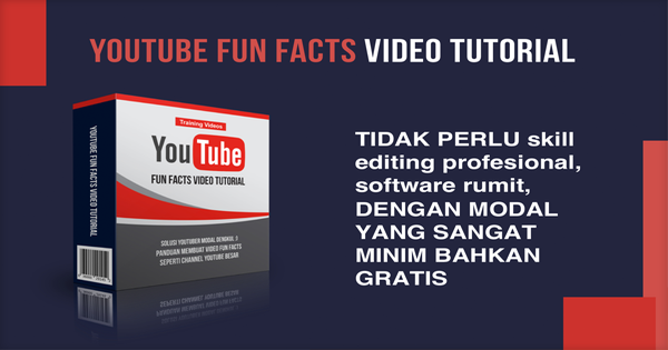 YouTube Fun Facts Video Tutorial