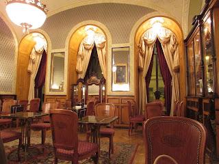 Interior Gerbeaud Budapest 2