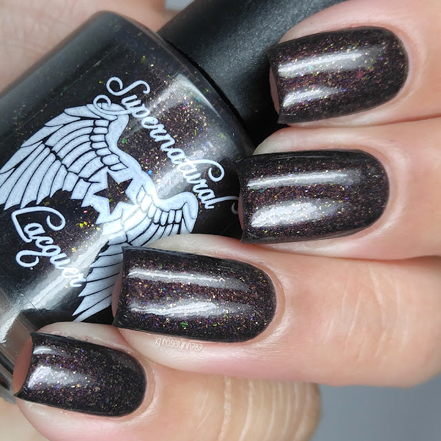 Supernatural Lacquer – Shift for Brains
