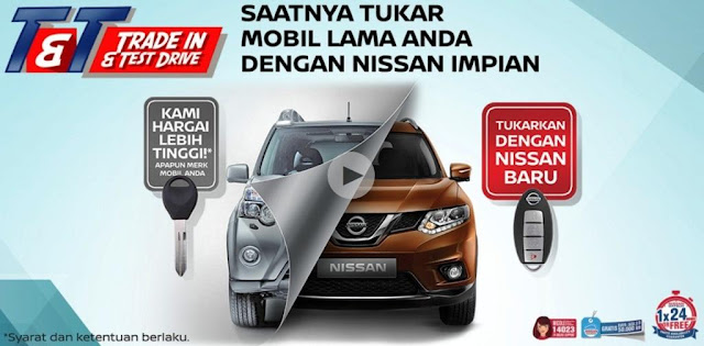 Nissan Trade In Festival 2017