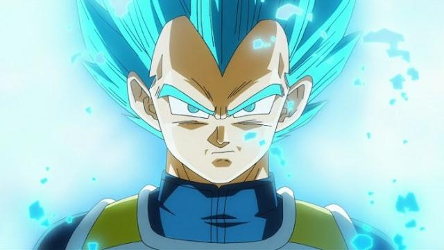 Dragon Ball Super - Episódio 117 comparará Vegeta a Goku