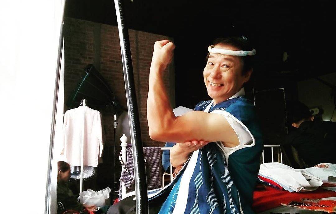 Chef Harada Meninggal diduga karena Sakit Lambung (instagram.com)