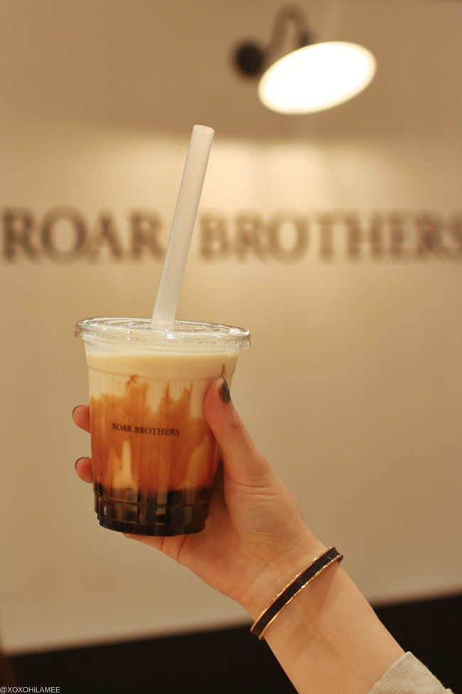 Japanese Fashion Blogger,MizuhoK, 2019,04-06 photo diary ROAR BROTHERS COFFEE BOBA
