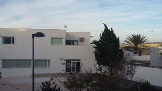 Hotel de gorriones Estepa