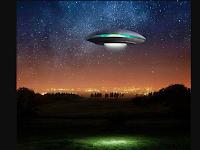 Mantan Pilot Obama Klaim Saksikan UFO