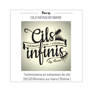 Cils infinis by Marie - Technicienne en extension de cils