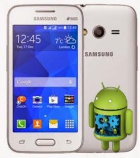 Cara Hard Reset Samsung Galaxy V G313HZ Dengan Benar