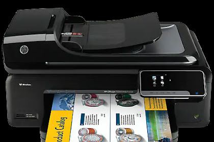 HP Officejet 7500A Wide Format e-All-in-One Driver Download