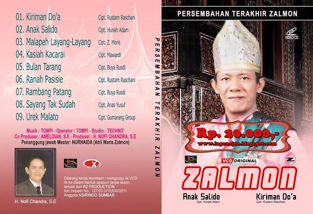 Zalmon - Anak Salido (Album Persembahan Terakhir)