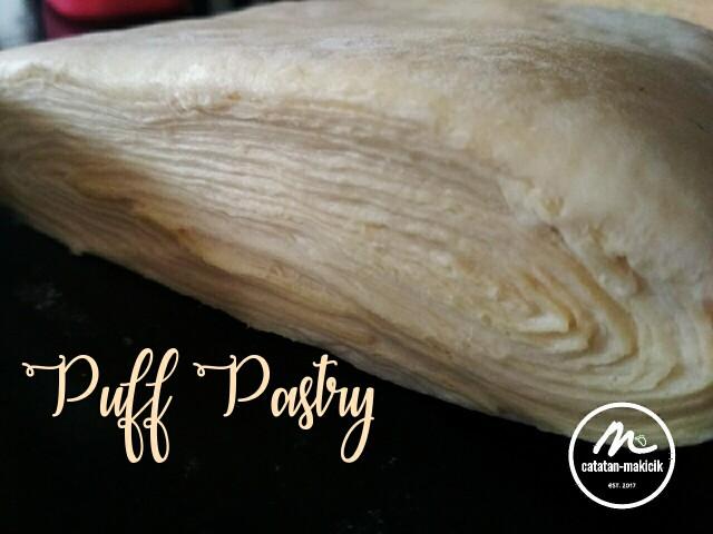 Cara sederhana membuat Kulit Pastry