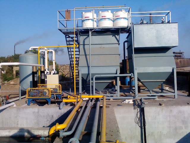 ETP- wastewater treatment