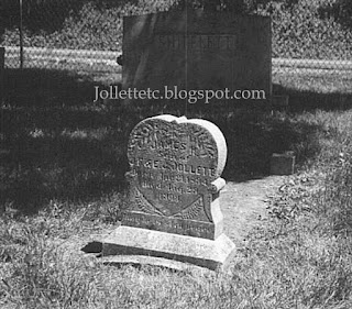 Tombstone James Henry Jollett Harriston Methodist Church Cemetery Harriston, VA  https://jollettetc.blogspot.com