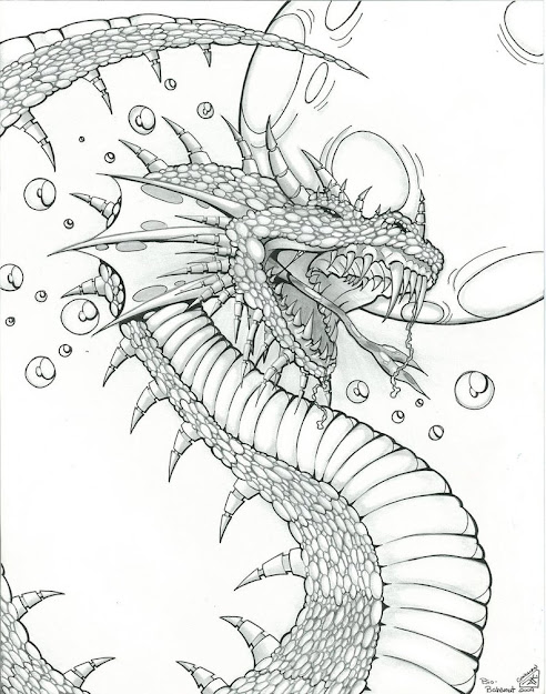 Dragon Art Designs  Dragon Design For Fantasy Art By Icgreen  Icgreendeviantart