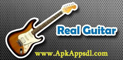 Download Real Guitar Free v3.0.2 Apk (Music & Audio App) Latest Version