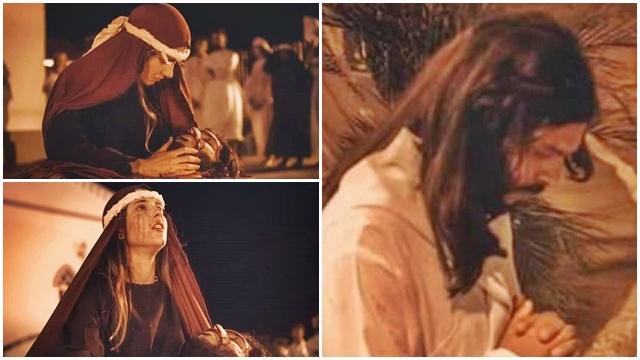 Encenação da Paixão de Cristo em Euclidelândia emociona população