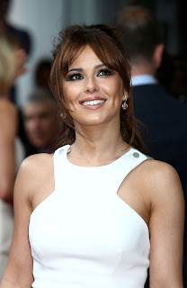 Cheryl Cole At What To Expect When Youre Expecting Premiere In London