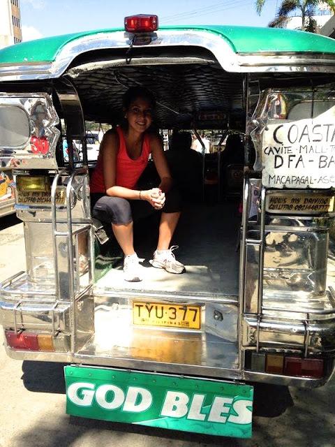 Jeepney in Batangas
