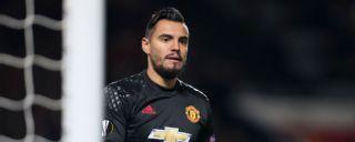 Manchester United, Sergio Romero