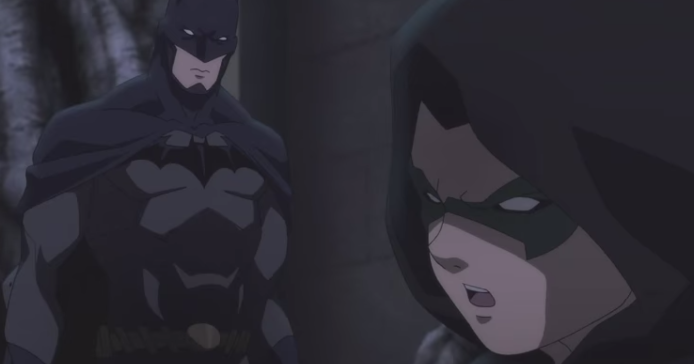 Trailer per Batman VS Robin