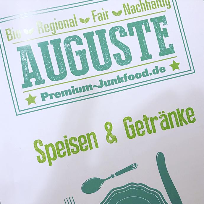 Restaurant Auguste. Lecker Essen in Nürnberg.