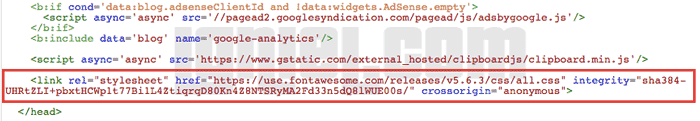 Bagaimana Install Icon Font Awesome Untuk Blog dan Website