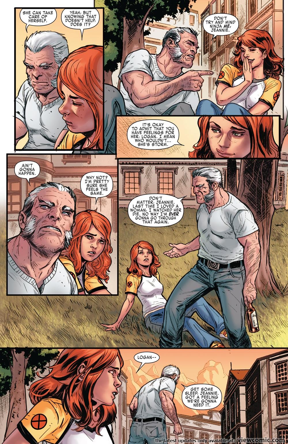 Extraordinary X-Men 014 (2016)  | Vietcomic.net reading comics online for free