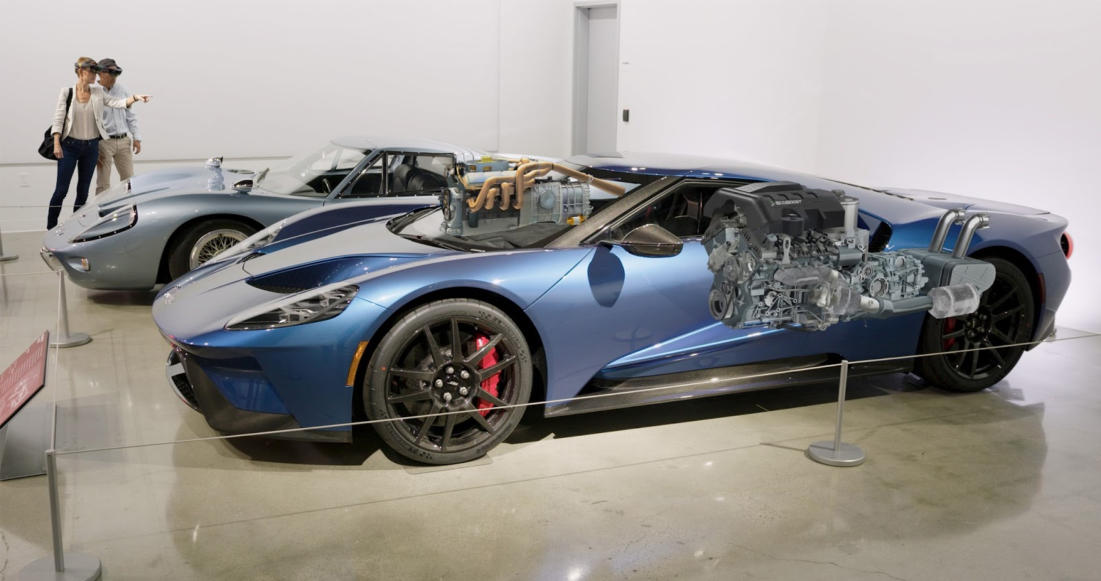 The Petersen Automotive Museum Will Team With Ford Performance And Microsoft For An Interactive New Experience Providing Guests With An Opportunity To Try