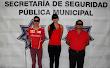 """Policía detiene a la actriz de cine para adultos """"Mia Marín"""" en Chihuahua."""
